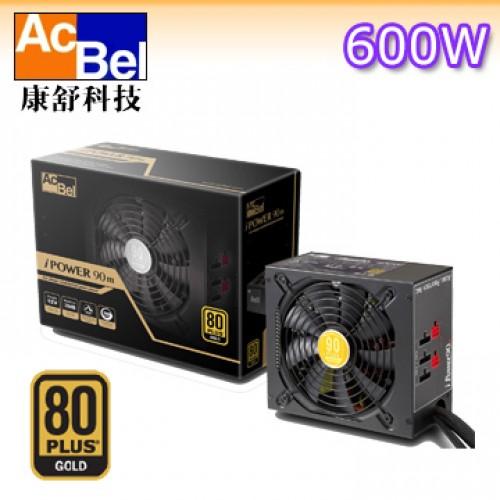 Nguồn máy tính AcBel iPower 90M 600W