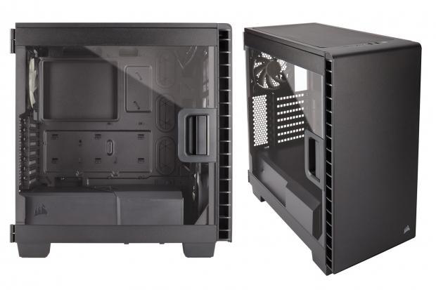 reputable site e1672 1eb68 Vỏ case máy tính Corsair 400C Black
