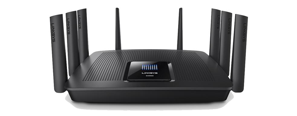 bộ phát wifi Linksys EA9500