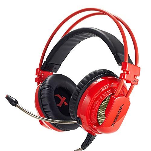 Tai nghe Xiberia V10 Jack 3.5mm RED