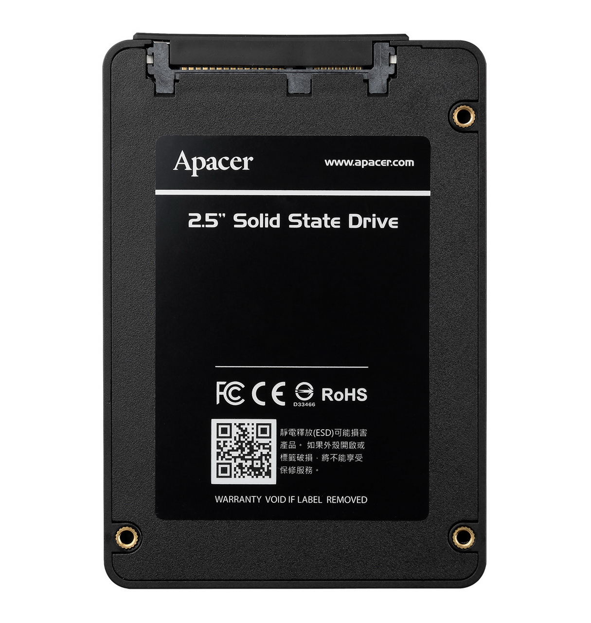 "Ổ cứng SSD Apacer AS340 120GB 2.5"" 7mm SATAIII"
