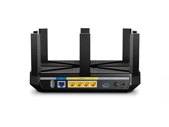Router Wifi Tp-link Arcer C5400 Tri-Band MU-MIMO Gigabit