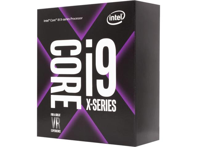 CPU Intel Core i9 7900X 3.3GHz Upto 4.3GHz/ 13.75 MB / Socket 2066