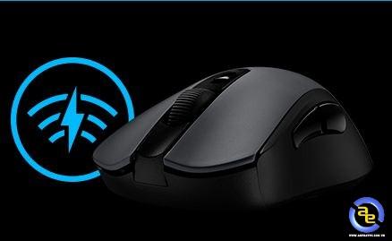 Logitech G603 sử dụng công nghệ không dây LightSpeed cao cấp