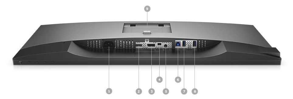 Màn hình máy tính Dell U2718Q 27 inches 4K