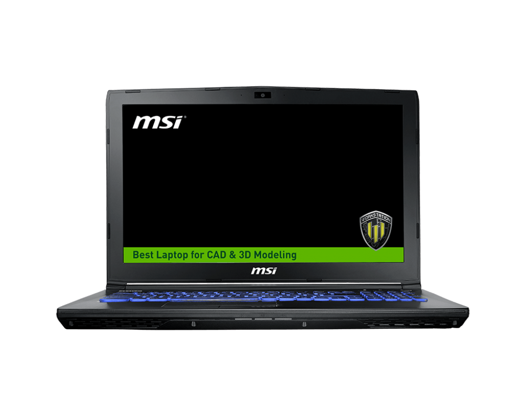 Laptop Workstation MSI WE62 7RJ