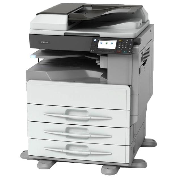 Kết quả hình ảnh cho Máy Photocopy Kỹ thuật số RICOH MP 2501SP