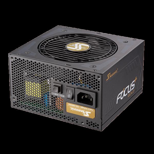 Nguồn máy tính Seasonic Focus Plus 850W FX-850 - 80 Plus Gold