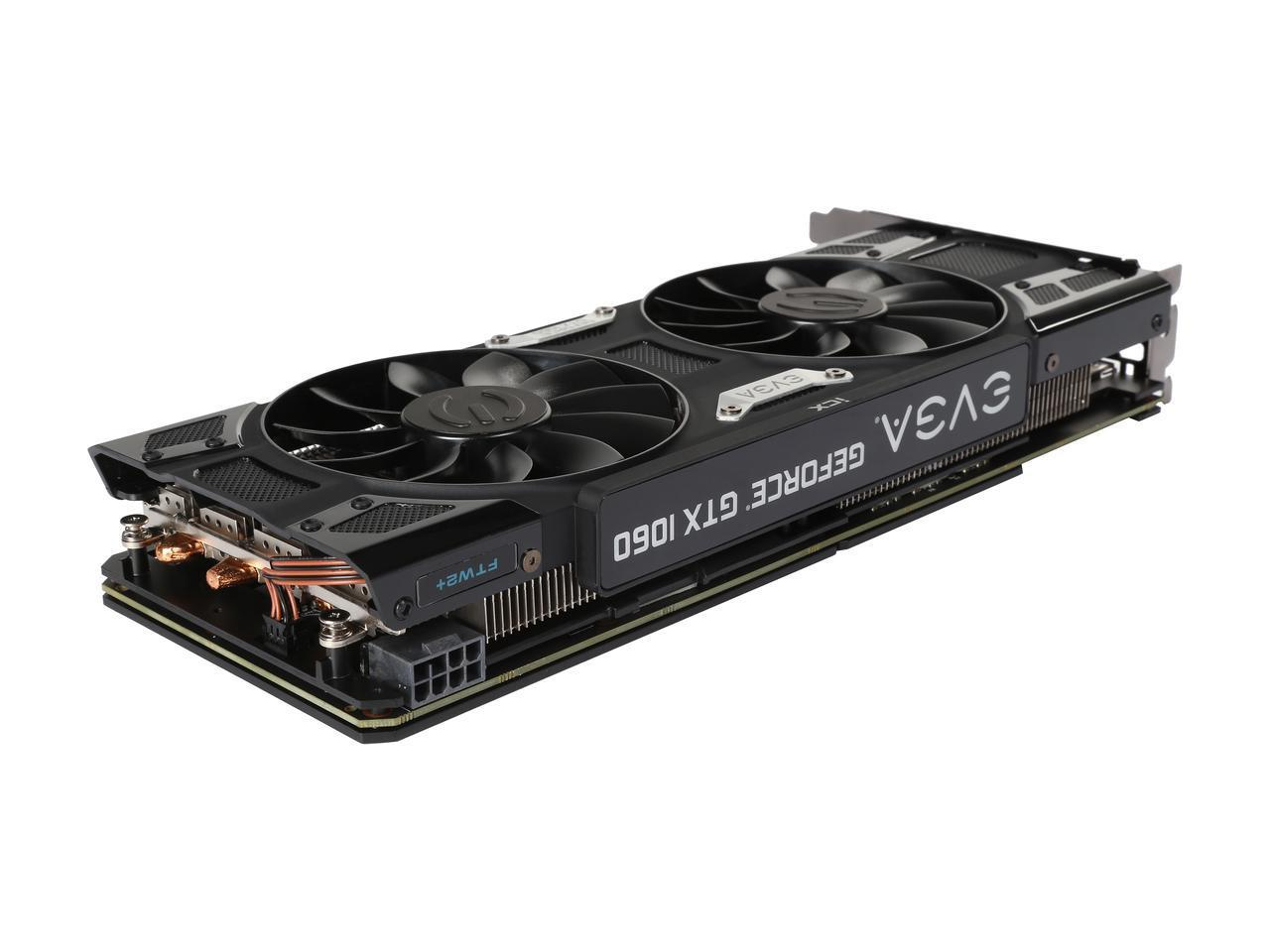 VGA EVGA Geforce GTX 1060 FTW2 Gaming 6GB (06G-P4-6768-KR)