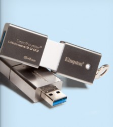 USB 3.0 KINGSTON DATA TRAVELER ULTIMATE DTU30G3 64GB