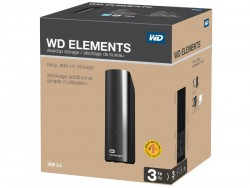 Ổ cứng di động WD Elements Desktop 3TB 3.5 - USB 3.0