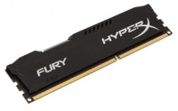 Ram Kingston 4G 1866MHZ DDR3 CL10 Dimm HyperX Fury Black