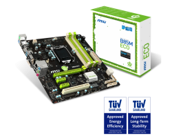 Mainboard MSI B85M-ECO