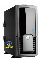 GAME SERVER APC-S1200V3RPS/ I3 4160 Diskless 45-60 Clients