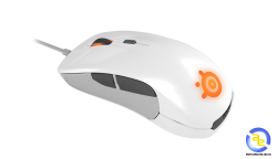 Chuột SteelSeries Rival 300 White