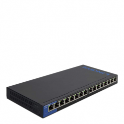 Linksys LGS116 16-port Business Desktop Gigabit Switch