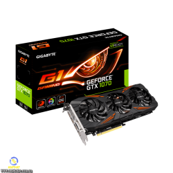 VGA GIGABYTE GV-N1070G1 GAMING-8GD (GeForce GTX 1070)