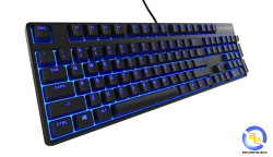 Bàn phím cơ SteelSeries Apex M500 Blue switch