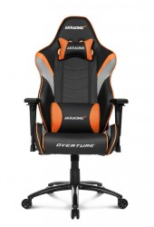 Ghế game AKRacing OVERTURE SERIES K601O Black/Orange