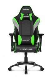 Ghế game AKRacing OVERTURE SERIES K601O Black/Green