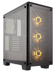 Case Corsair 460X RGB Compact ATX Mid Tower