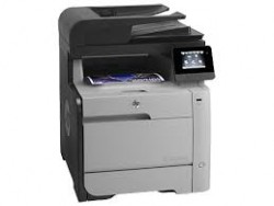 Máy in HP Color LaserJet Pro MFP M476dw CF387A