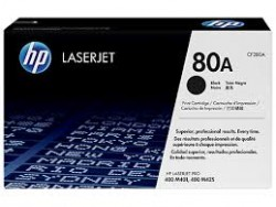 Mực in HP LaserJet Pro M401/M425 2.7K Black Cartridge CF280A