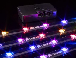 Bộ dây led RGB CORSAIR Lighting Node PRO