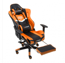Ghế game EXTREME ZERO Black Orange