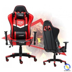 Ghế game EXTREME ZERO Black Red