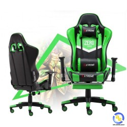 Ghế game EXTREME ZERO Black Green