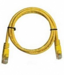 Dintek patch cord Cat5E 5M Vàng
