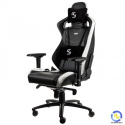 Ghế Noblechairs EPIC Series SK Gaming Black/Blue/White