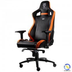 Ghế Noblechairs EPIC Series PENTA Sports Black/Orange
