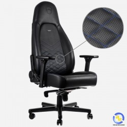 Ghế Noblechairs ICON Series Black/Blue