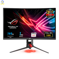 Màn Hình Game Cong ASUS ROG Strix XG27VQ 144Hz 1ms MPRT Full HD Aura RGB FreeSync