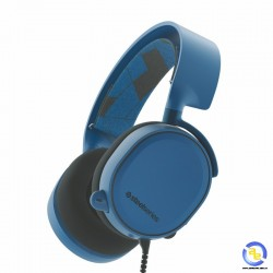 Tai nghe SteelSeries Arctis 3 Boreal Blue