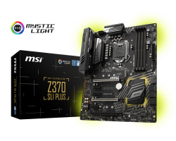 Mainboard MSI Z370 SLI PLUS (LGA1151v2-CoffeeLake)