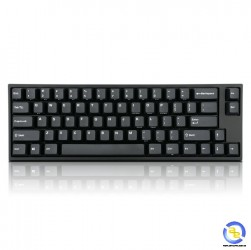 Bàn phím cơ Leopold FC660M PD Black Red switch