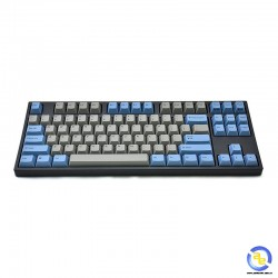 Bàn phím cơ Leopold FC750R PD Blue Grey Brown switch