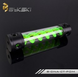 Bykski Tank T-virus 50-260mm GREEN