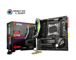 Mainboard MSI X299M GAMING PRO CARBON AC