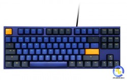 Bàn phím cơ Ducky One Horizon TKL Brown switch