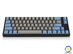 Bàn phím cơ Leopold FC660M PD Blue Grey Red switch