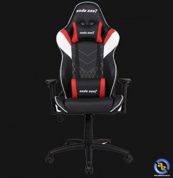 Ghế game ANDA SEAT Assassin Black Red (v2 chân kim loại)