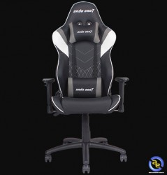 Ghế game ANDA SEAT Assassin Black White