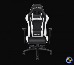 Ghế game ANDA SEAT Axe Black White