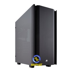 Vỏ case Corsair Obsidian Series 500D Premium Tempered Glass And Aluminum Case