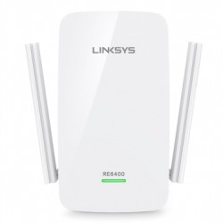 Linksys RE6400 AC1200 Boost Ex Wifi Range Extender