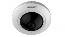 Camera FISH EYE HD-TVI Hikvision DS-2CC52H1T-FITS 5.0MP